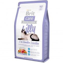 Brit Care Lilly I've Sensitive Digestion sausas maistas katėms
