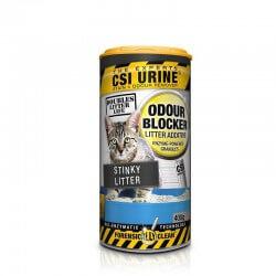 CSI Urine kvapų naikiklis kačių kraiko dėžutėms