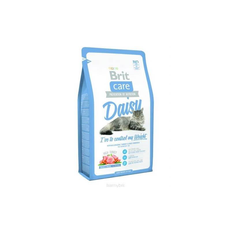 Brit Care Cat Daisy Weight Control sausas maistas katėms