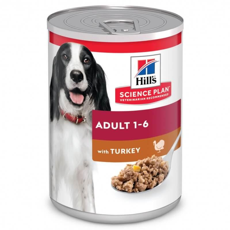 Hill's Science Plan Canine Adult Turkey konservai šunims