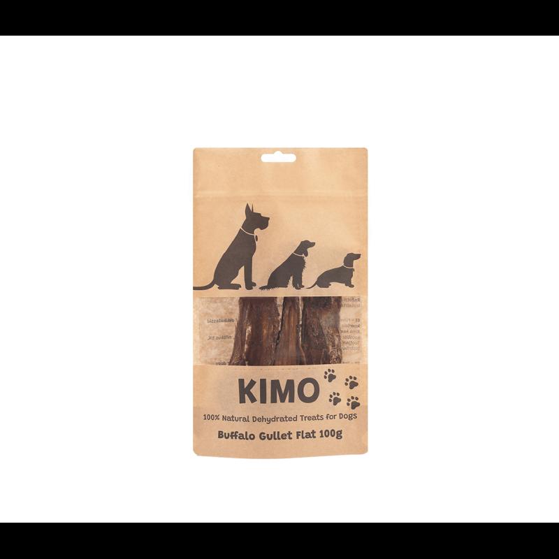 Kimo skanėstas džiovintos buivolų stemplės šunims