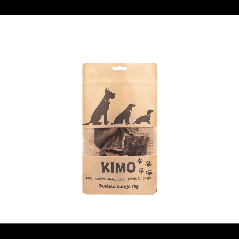 Kimo skanėstai džiovinti buivolų plaučių gabaliukai šunims