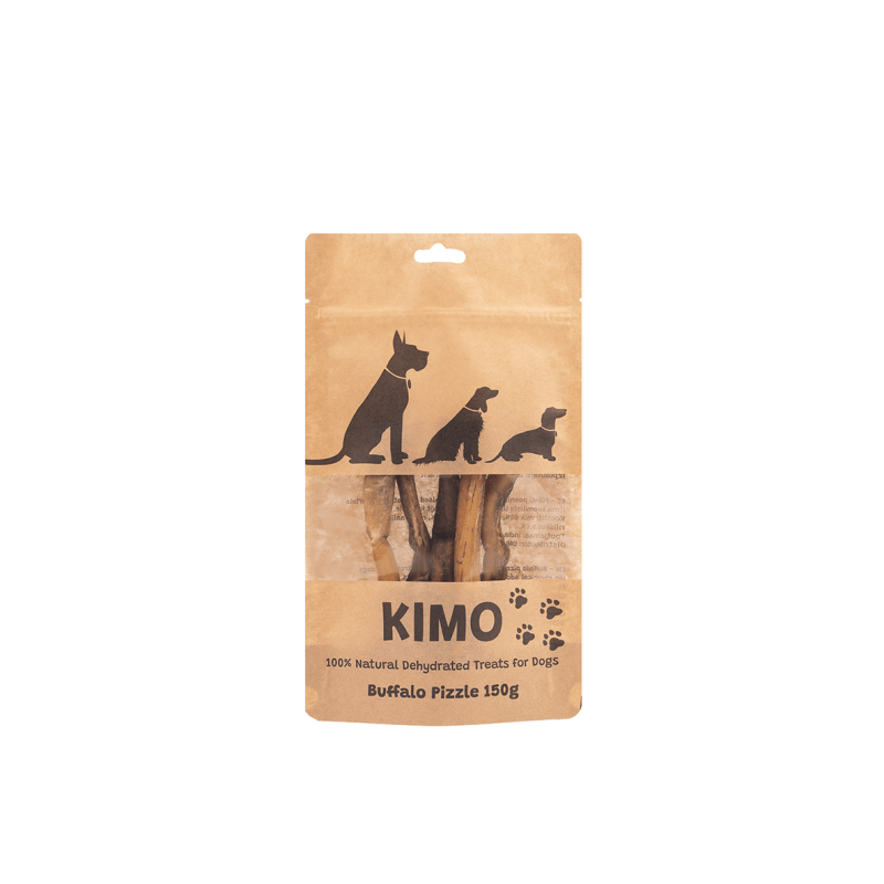 Kimo skanėstai džiovinti buivolų peniai šunims