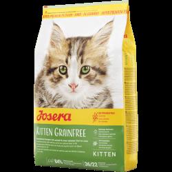 Josera Kitten Grainfree sausas maistas katėms