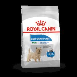 Royal Canin Mini Light Weight Care sausas maistas šunims #3