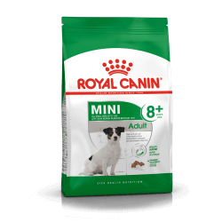 Royal Canin Mini Mature 8 sausas maistas šunims