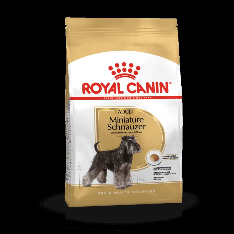Royal Canin Miniature Schnauzer Adult sausas maistas šunims