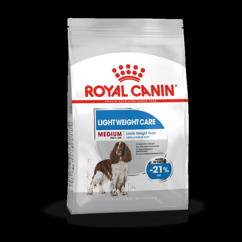 Royal Canin Medium Light Weight Care sausas maistas šunims