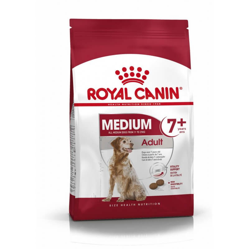 Royal Canin Medium Adult 7 sausas maistas šunims #3