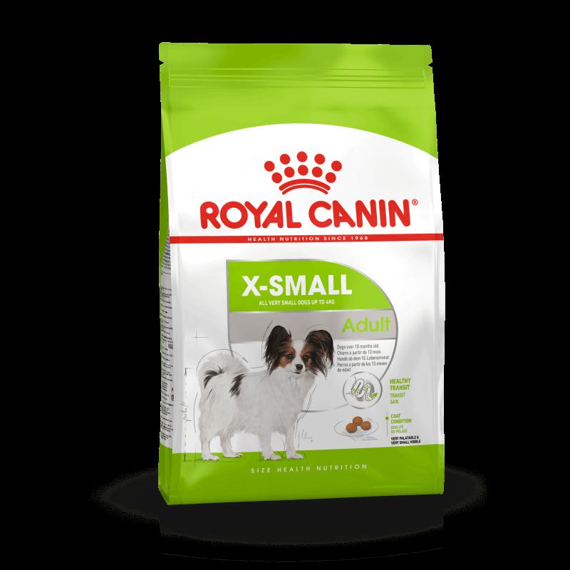Royal Canin X-Small Adult sausas maistas šunims