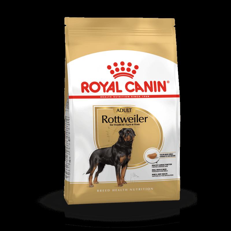 Royal Canin Rottweiler Adult sausas maistas šunims