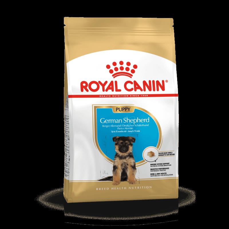 Royal Canin German Shepherd Puppy sausas maistas šuniukams