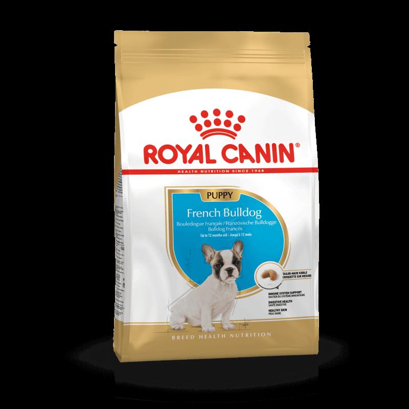 Royal Canin French Bulldog Puppy sausas maistas šunims