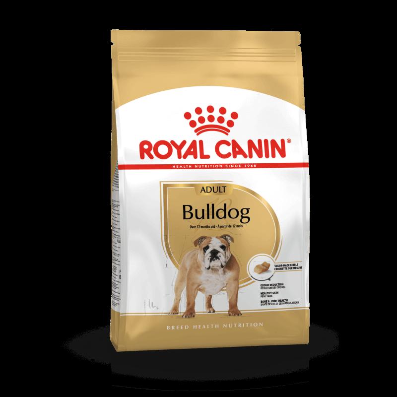 Royal Canin Bulldog Adult sausas maistas šunims