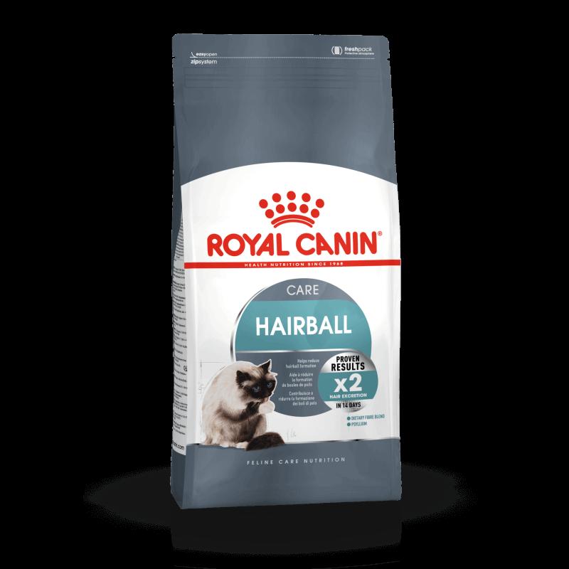 Royal Canin Hairball Care sausas maistas katėms