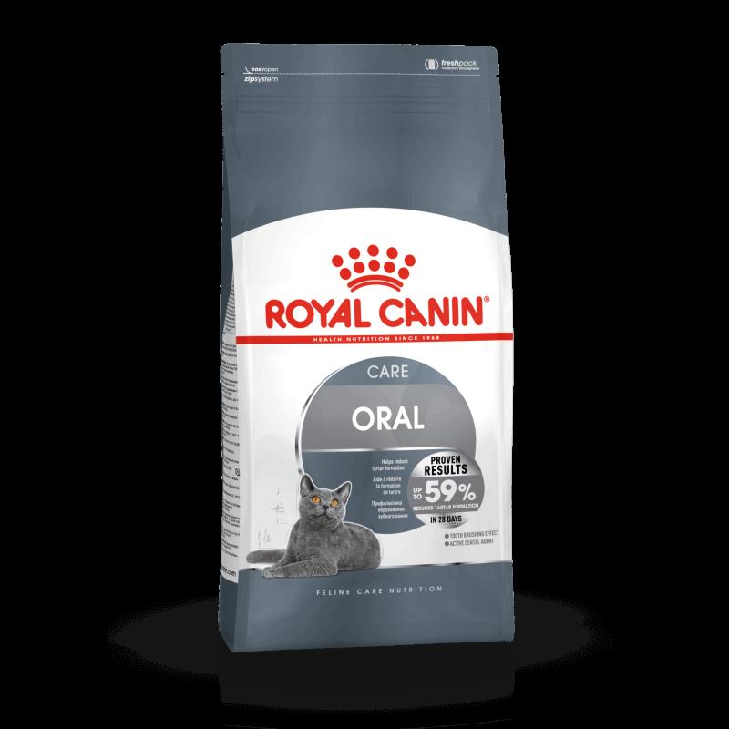 Royal Canin Oral Care sausas maistas katėms