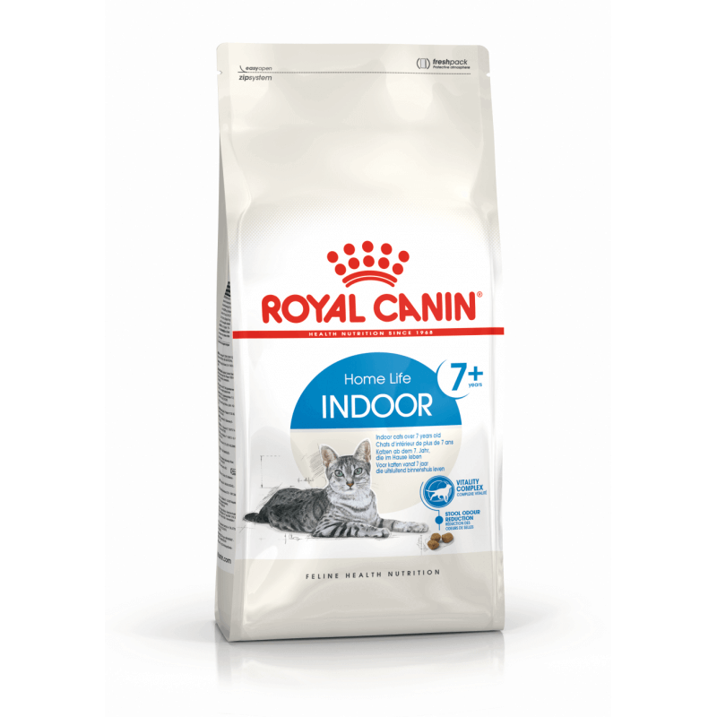 Royal Canin Indoor 7 sausas maistas katėms