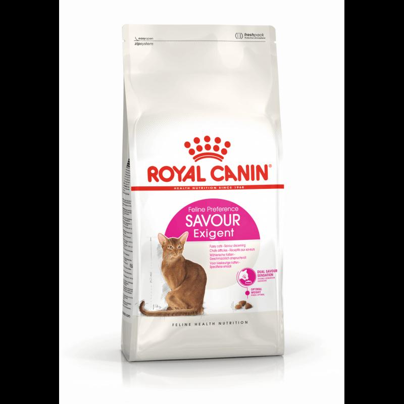 Royal Canin Savour Exigent sausas maistas katėms