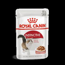 Royal Canin Instinctive in Gravy konservai katėms