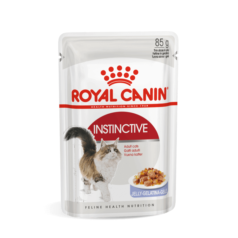 Royal Canin Instinctive in Jelly konservai katėms