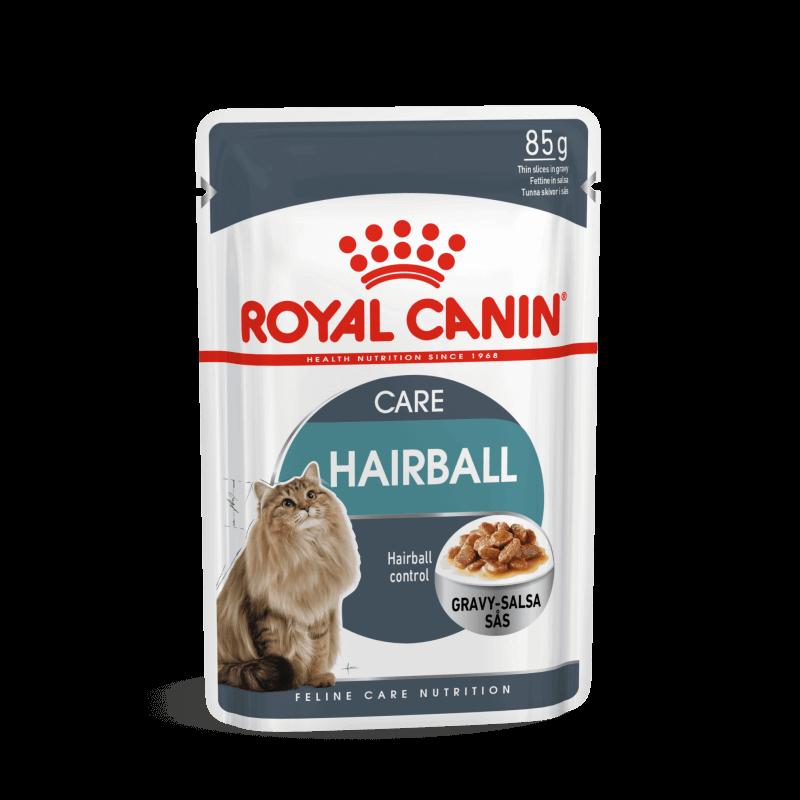 Royal Canin Hairball Care konservai katėms