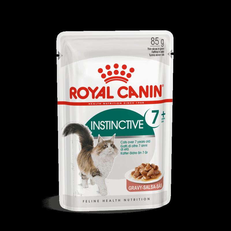 Royal Canin Instinctive 7+ konservai katėms