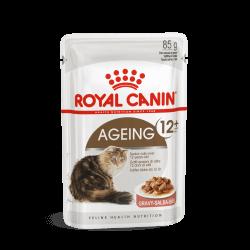 Royal Canin Ageing 12+ in Gravy konservai katėms