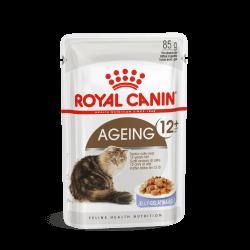 Royal Canin Ageing +12 Jelly konservai katėms