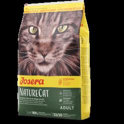 Josera NatureCat begrūdis sausas maistas katėms