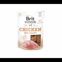 Brit Jerky Chicken Real Fillets skanėstas šunims