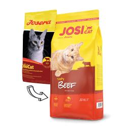 Josera JosiCat Beef sausas maistas katėms