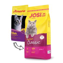 Josera JosiCat Sterilised Classic sausas maistas katėms