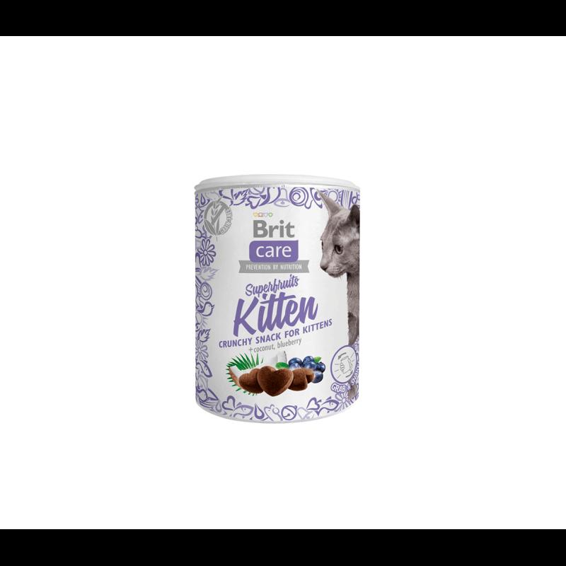 Brit Care Cat Superfruits Kitten skanėstas katėms