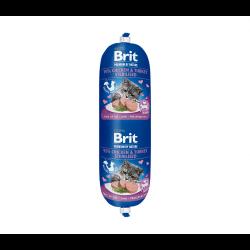 Brit Premium dešra su vištiena ir kalakutiena katėms