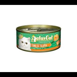 Aatas Cat Tantalizing Tuna&Tilapia konservai katėms