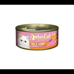 Aatas Cat Tantalizing Tuna & Shrimp konservai katėms