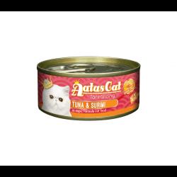 Aatas Cat Tantalizing Tuna & Surimi konservai katėms