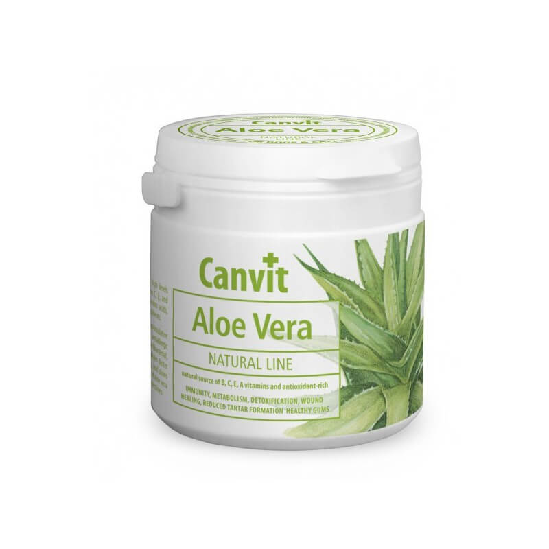 Canvit Aloe Vera pašaro papildas augintiniui