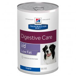 Hill's PD Canine i/d Low Fat konservai šunims