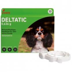 Deltatic deltametrino antkaklis šunims