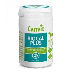 Canvit Biocal Plus vitaminai šunims
