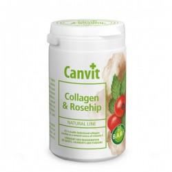 Canvit Collagen & Rosehip papildai šunims ir katėms