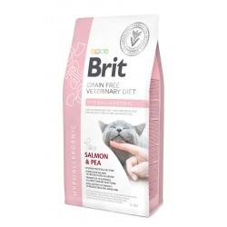 Brit Veterinary Diets Hypoallergenic sausas maistas katėms