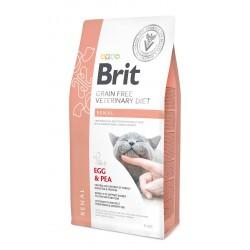 Brit Veterinary Diets Renal sausas maistas katėms