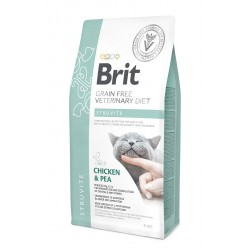 Brit Veterinary Diets Struvite sausas maistas katėms