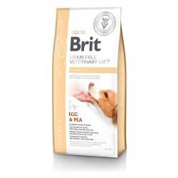 Brit Veterinary Diets Hepatic sausas maistas šunims