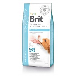 Brit Veterinary Diets Obesity sausas maistas šunims