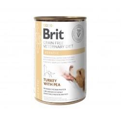 Brit Veterinary Diets Hepatic konservai šunims