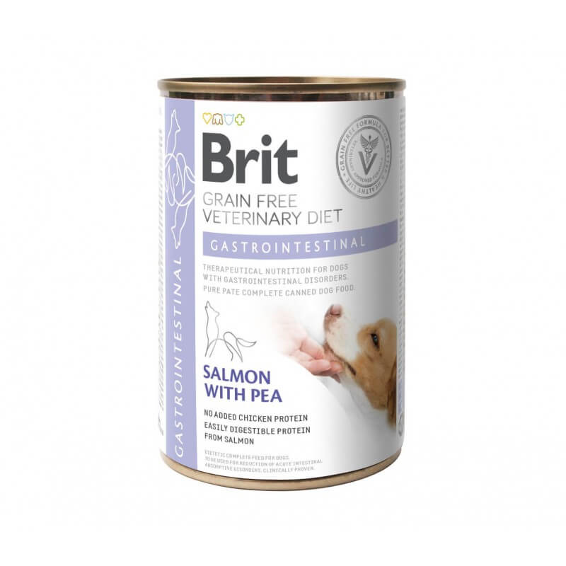 Brit Veterinary Diets Gastrointestinal konservai šunims