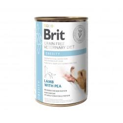 Brit Veterinary Diets Obesity konservai šunims